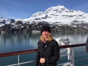 Diane in Alaska